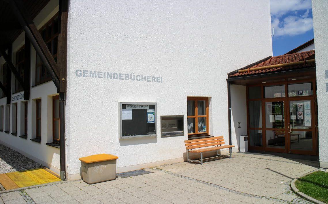 Gemeindebücherei im Bürgerhaus Neukeferloh
