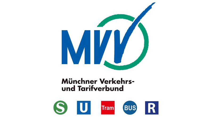 Muenchner-Verkehrs-und-Tarifverbund - MVV Gmbh Logo