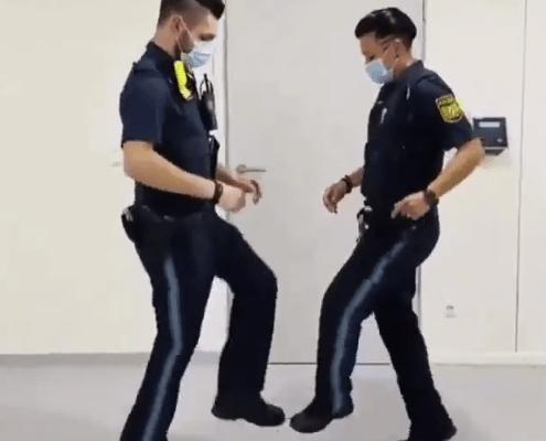 Polizei-Plattler