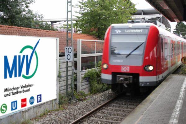Bahnhof Vaterstetten MVV