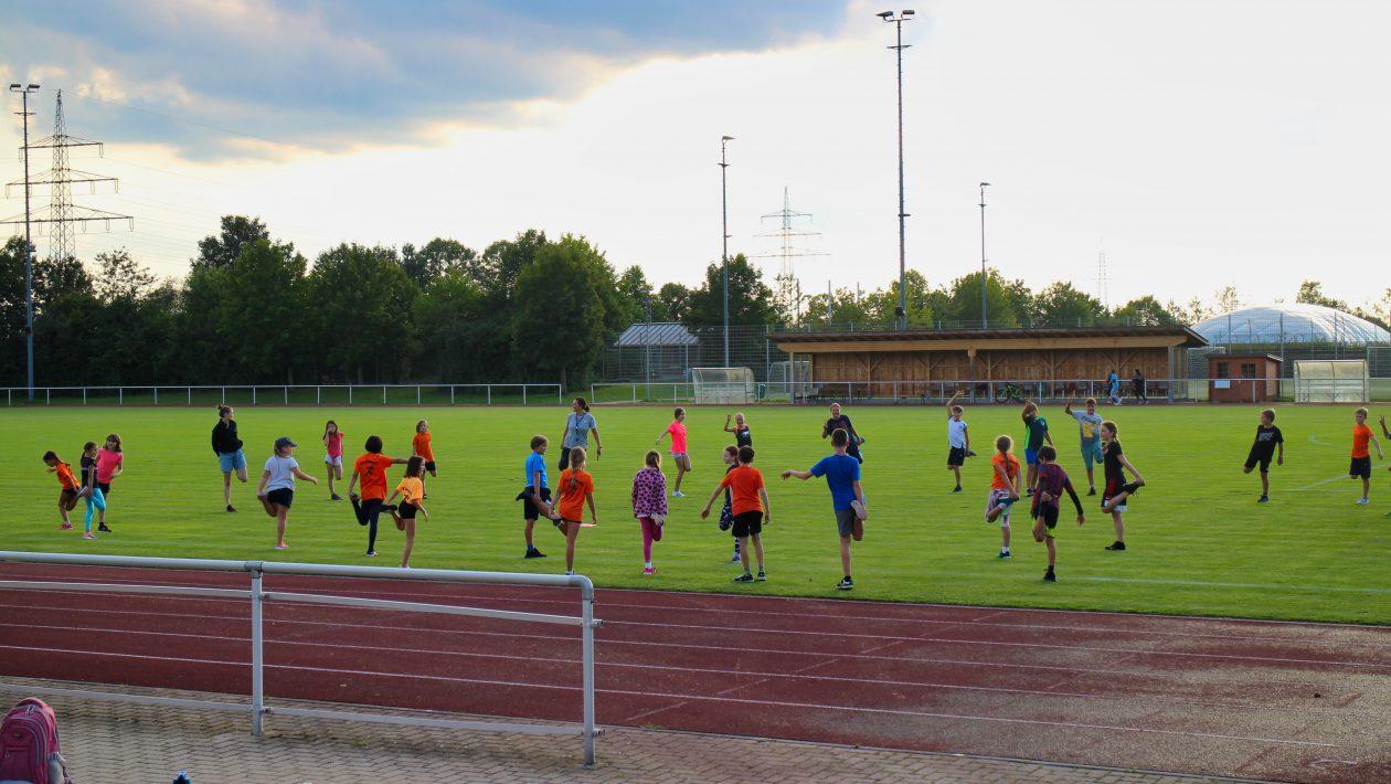 TSV Grasbrunn Leichtathletik Gruppe