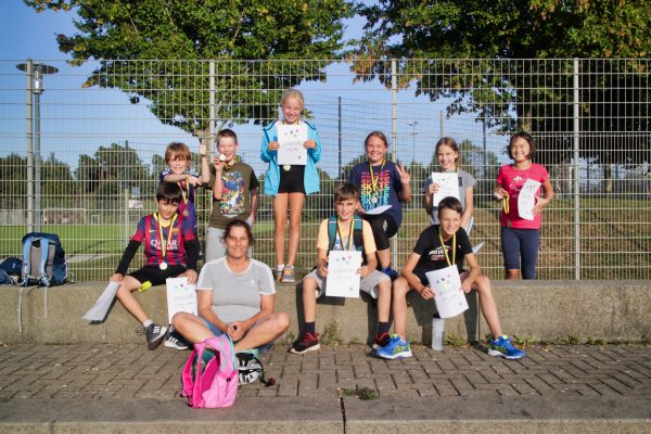 Kleines Leichtathletik Sportfest