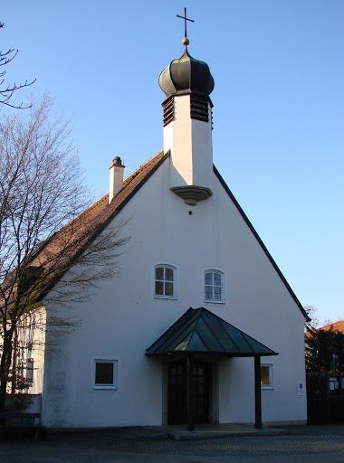 Petrikirche Baldham