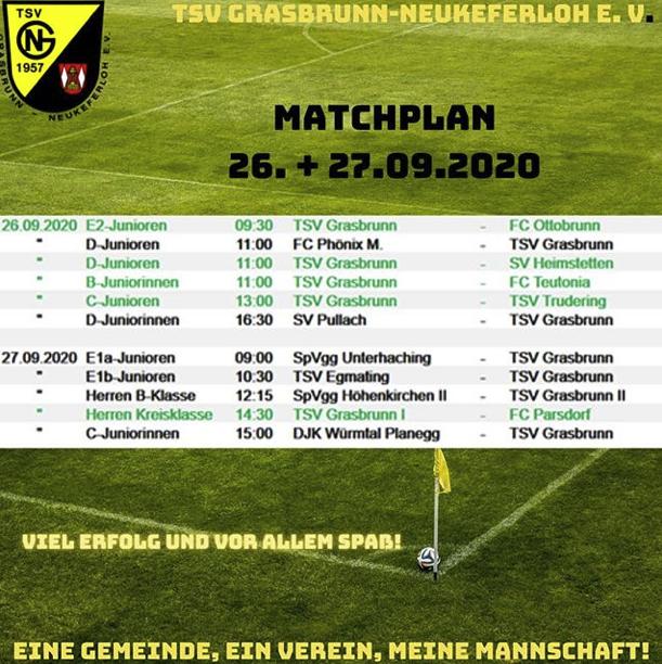 TSV 2. Spieltag