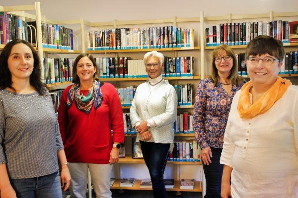 Bücherei Team