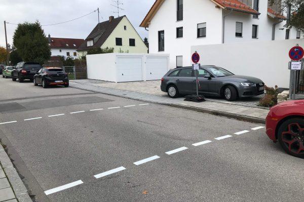 Übergang Waldstraße