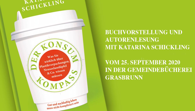 Konsumkompass Lesung