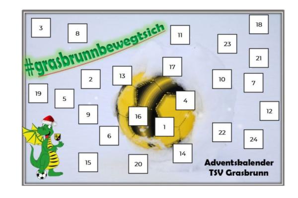 TSV Adventskalender