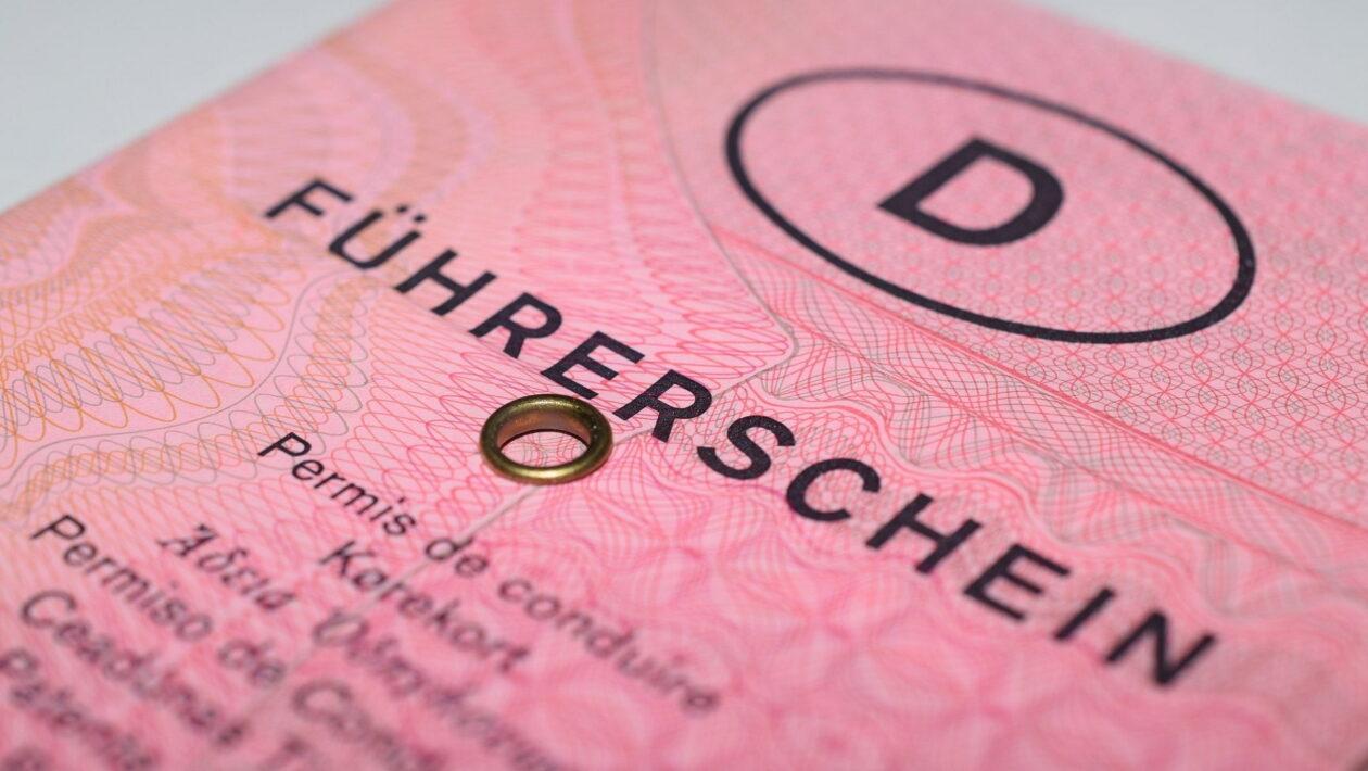 Alter Führerschein