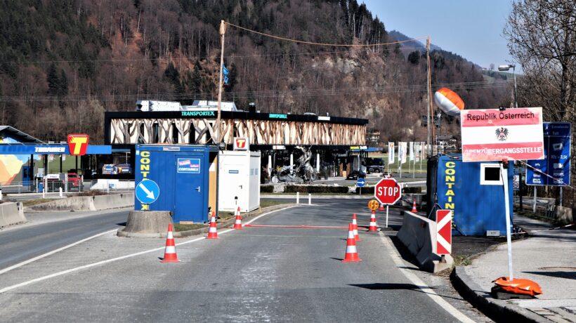 Grenzkontrolle Österreich