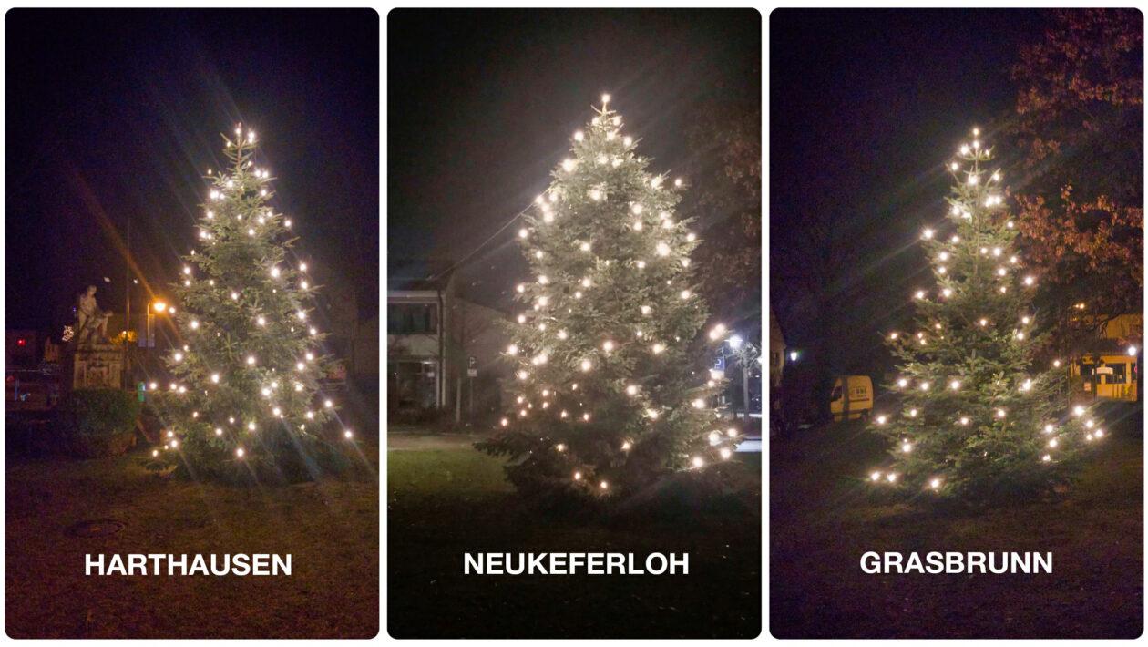 Weihnachten Grasbrunn