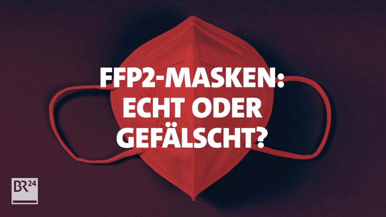 BR24 FFP2-Masken