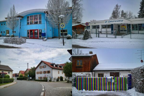 Kindergaerten Gemeinde Grasbrunn