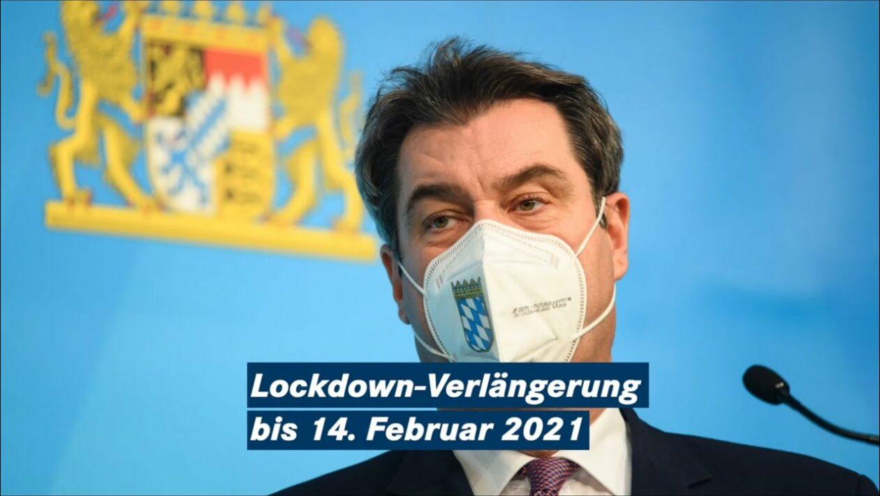 Lockdownverlängerung