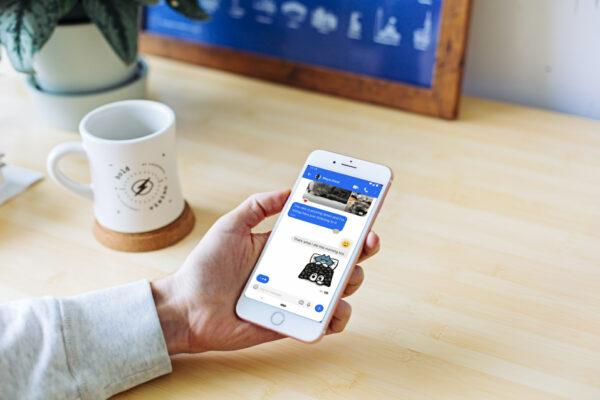 Signal iPhone App