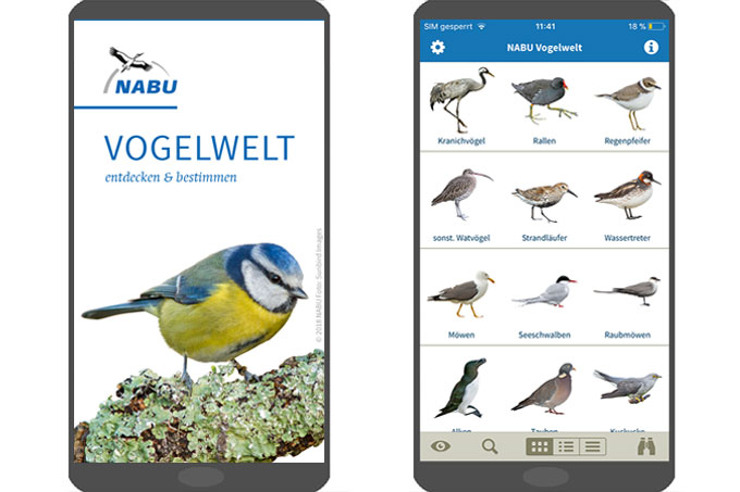 Vogelwelt App