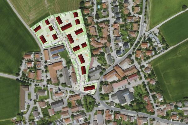 Bauprojekt Grasbrunn