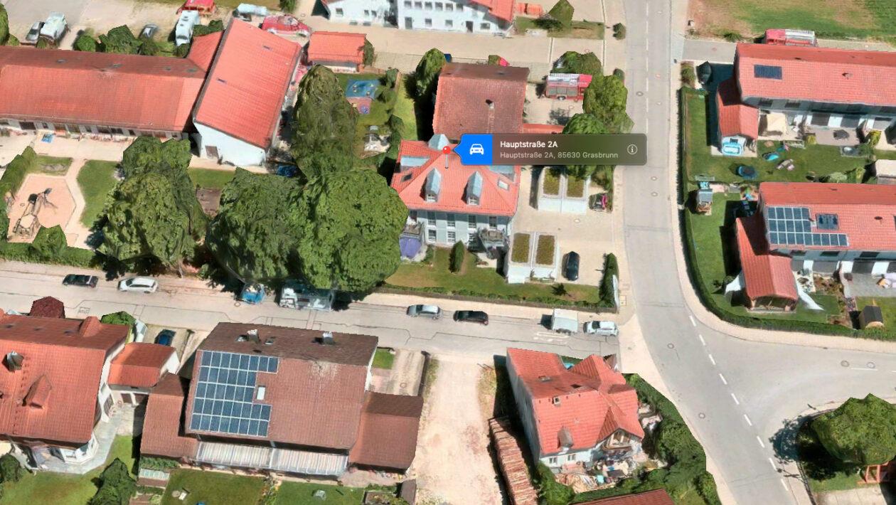 Dachgeschosswohnung Harthausen