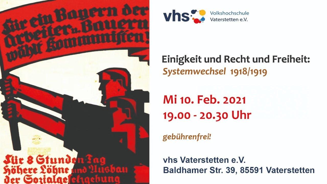 VHS - Systemwechsel