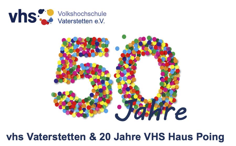 50 Jahre Volkshochschule