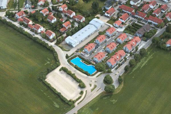 Schwimmbad Grasbrunn
