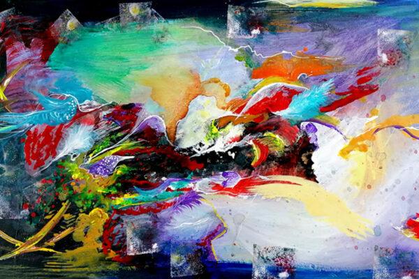 Shahab Nadery - Magic-Colour