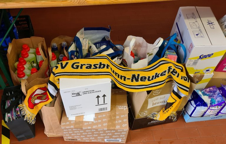 Tafelsammlung TSV Grasbrunn 2021