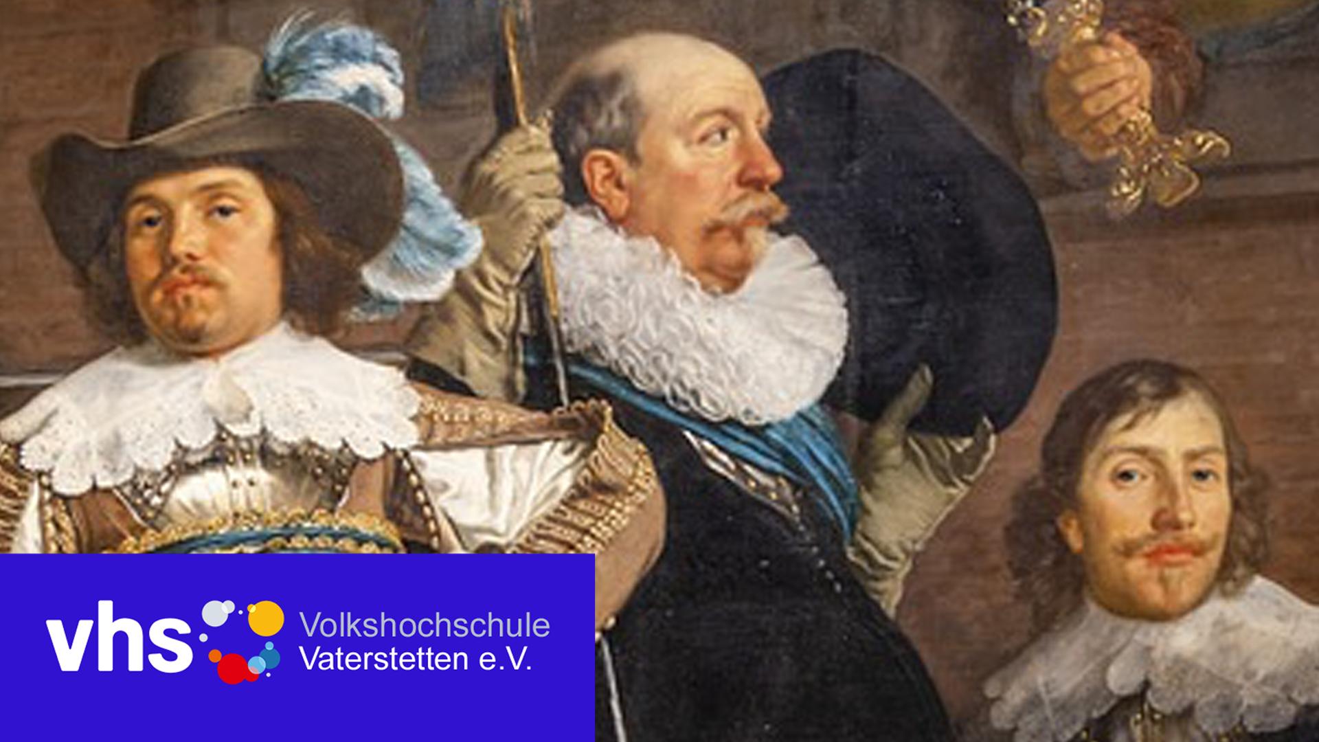 VHS Holländische Genremalerei