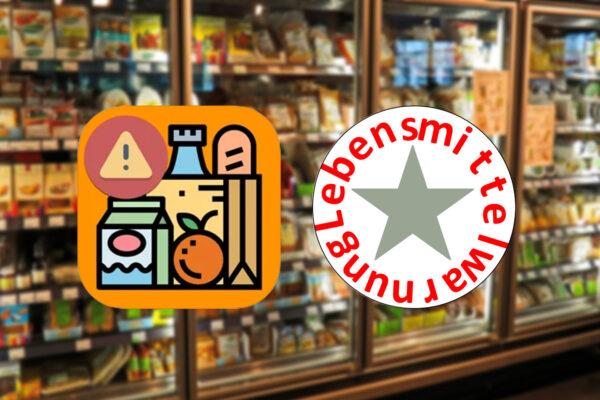 Produktwarnungs Apps