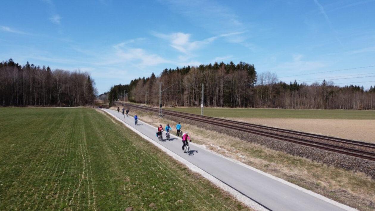 Schneller Radweg