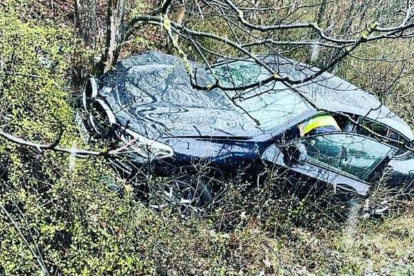 Verkehrsunfall BMW