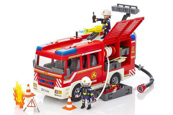 Playmobil Feuerwehr