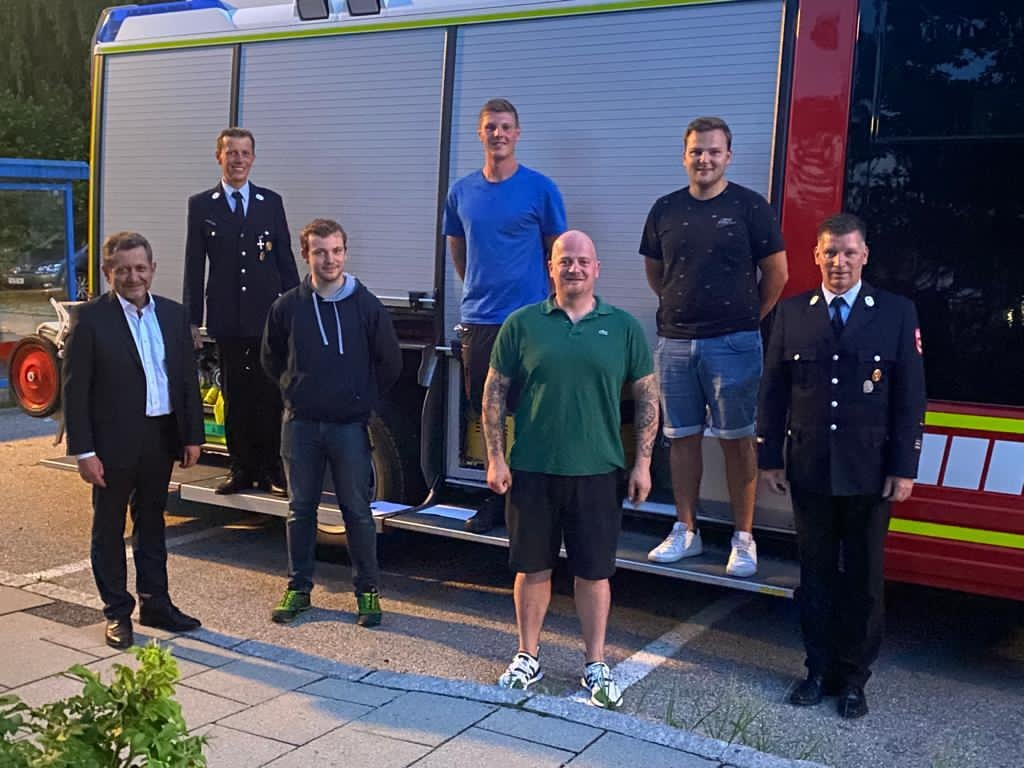 Hauptversammlung Feuerwehr Grasbunn 02