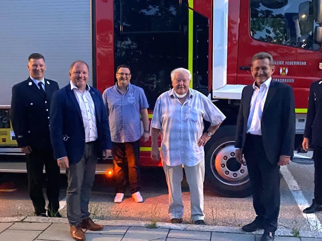 Hauptversammlung Feuerwehr Grasbunn 03