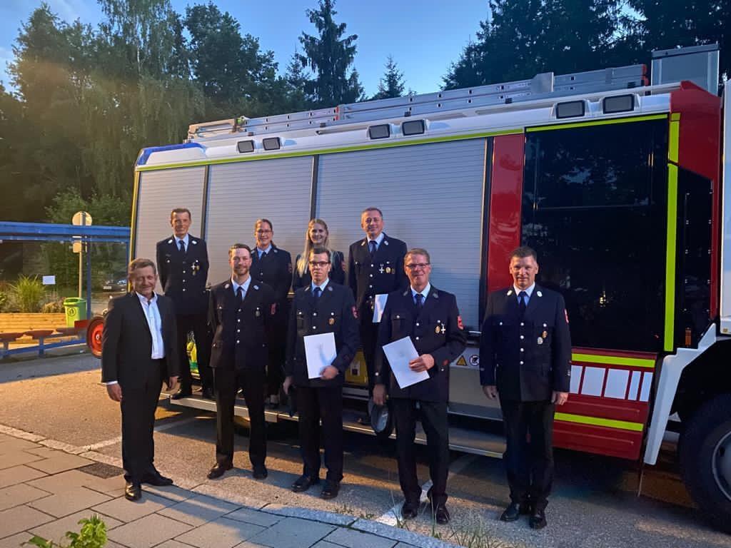 Hauptversammlung Feuerwehr Grasbunn 04