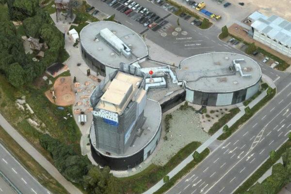 Jochen Schweizer Arena Apple Maps
