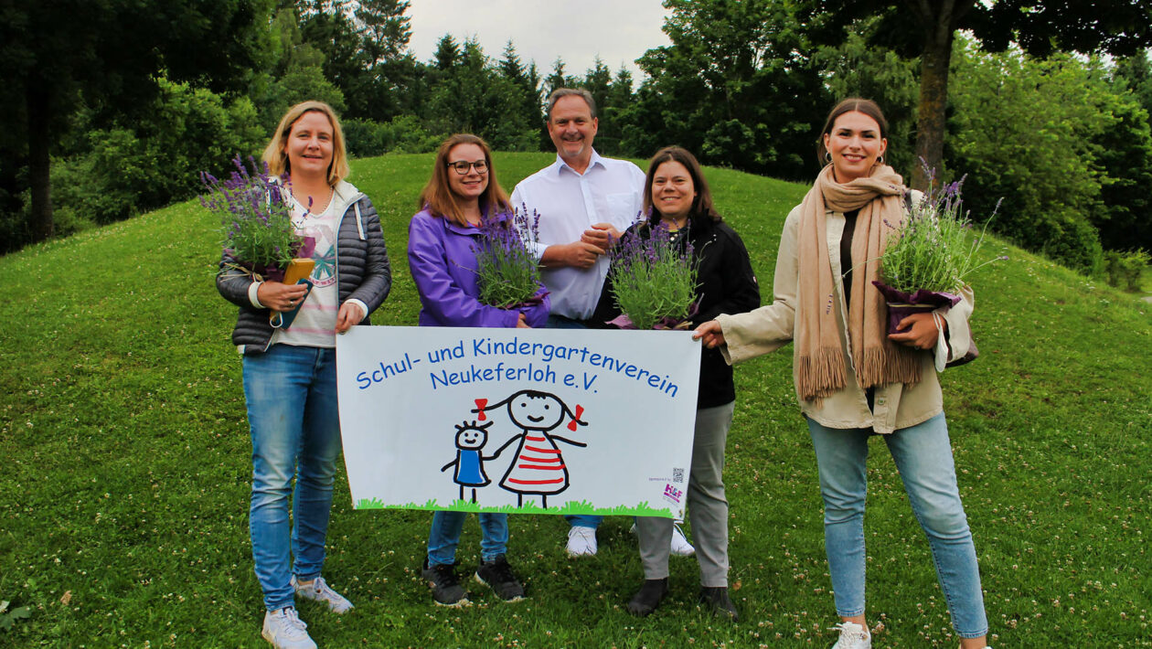 Kindergarten und Schulverein Neues Team