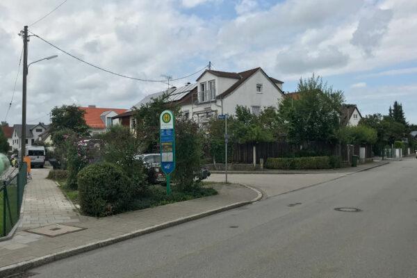 Busshaltestelle Rathaus