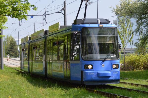 Trambahn München