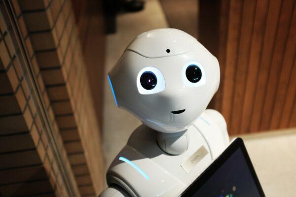Digitalisierung Roboter