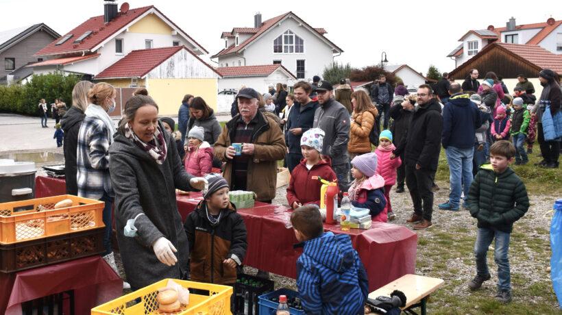 Herbstfest 2021 Kinderhaus Harthausen